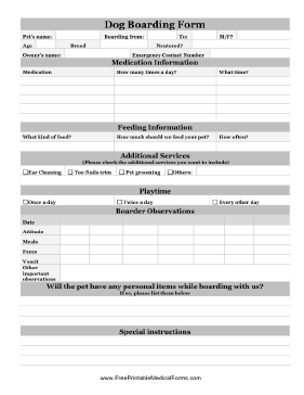 picture regarding Free Printable Pet Sitting Forms titled puppy sitting down kinds -